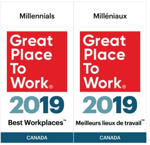 Collabware Makes the 2019 List of Best Workplaces™ for Millennials