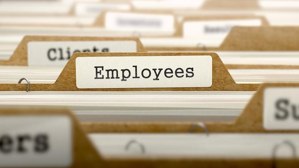 Representing Employee Files