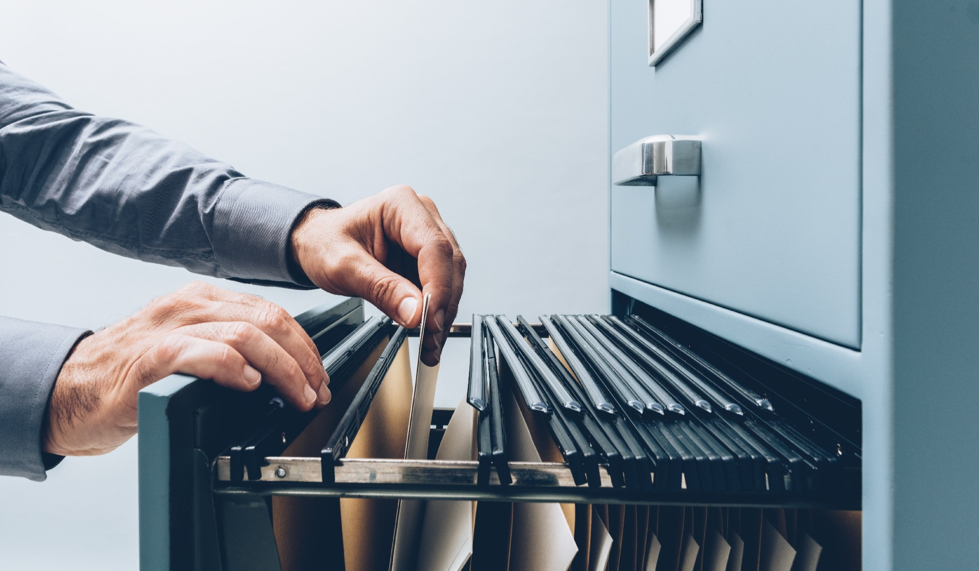 How to Efficiently & Effectively Manage Physical Records Circulation
