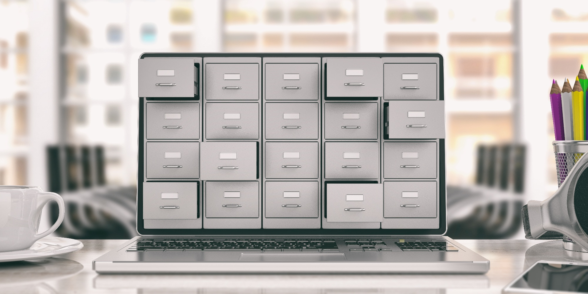 How to Modernize Your Physical Records Management